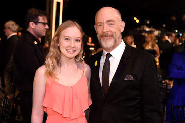 J.K. Simmons The 22nd Annual Screen Actors Guild Awards - Cocktail Reception