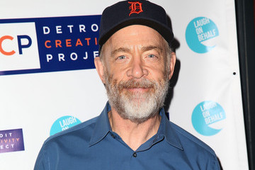 J.K. Simmons The Detroit Party Benefitting The Detroit Creativity Project - A Laugh On Behalf Production Hosted By Keegan-Michael Key