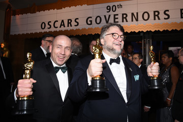 J. Miles Dale 90th Annual Academy Awards - Governors Ball