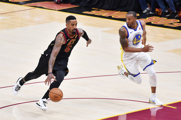 J.R. Smith 2018 NBA Finals - Game Three