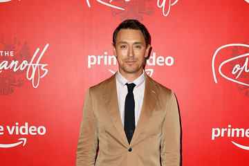 JJ Feild 'The Romanoffs' New York Premiere