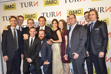 JJ Feild 'Turn' Season Premiere