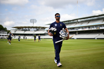 JP Duminy England & South Africa Net Sessions