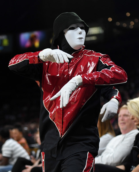 Jabbawockeez Photos - Seattle Storm Vs  Las Vegas Aces - 15 of 54