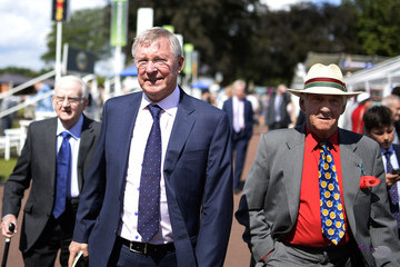 Jack Berry Fashion at the York Races