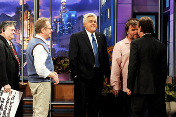 "Jack Black ""The Tonight Show With Jay Leno"" - Final Episode"