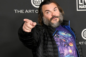 Jack Black The Art Of Elysium's 13th Annual Celebration - Heaven - Arrivals