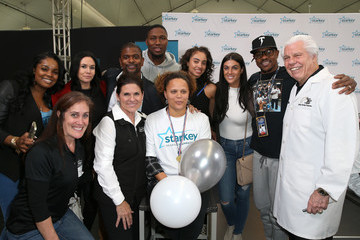 Jack Brewer Celebrity Hearing Mission with Starkey Hearing Foundation - Super Bowl Weekend 2016