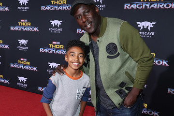 Jack Brown The World Premiere of Marvel Studios' 'Thor: Ragnarok'