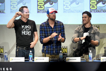 Jack Coleman The 'Heroes Reborn' Exclusive Extended Trailer and Panel at Comic-Con 2015