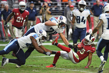Jack Conklin Tennessee Titans v Arizona Cardinals