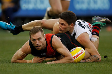 Jack Crisp AFL Rd 16 - Essendon vs. Collingwood
