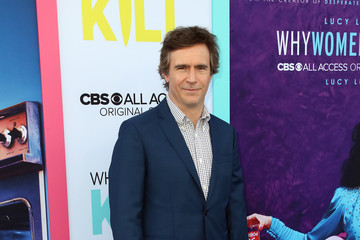 Jack Davenport L.A. Premiere Of CBS All Access' 'Why Women Kill' - Arrivals
