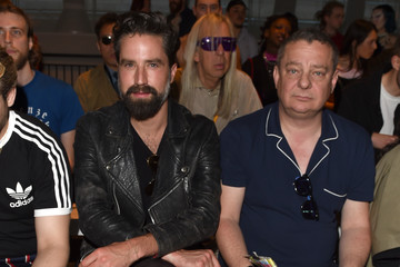 Jack Guinness Front Row & Arrivals: Day 2 - LFWM June 2017