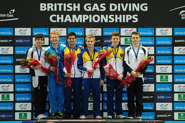 Jack Haslam British Gas Diving Championships: Day 1
