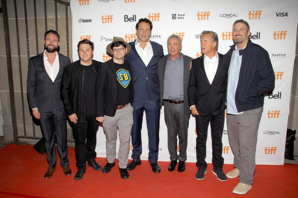 2017 Toronto International Film Festival - 'Brawl in Cell Block 99' Premiere [brawl in cell block 99,event,premiere,red carpet,suit,carpet,flooring,white-collar worker,peter kuplowsky,don johnson,vince vaughn,udo kier,nate bolotin,jack heller,l-r,premiere,toronto international film festival]