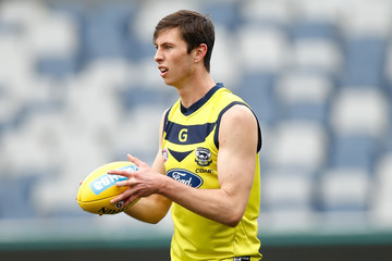 Jack Henry Geelong Cats Training Session