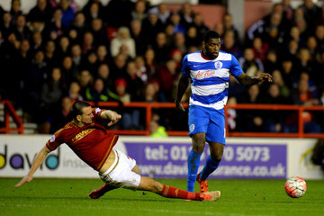 Jack Hobbs Nottingham Forest v Queens Park Rangers - The Emirates FA Cup Third Round
