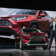 Jack Hollis Automobile Manufacturers  Debut Latest Models At The New York International Auto Show