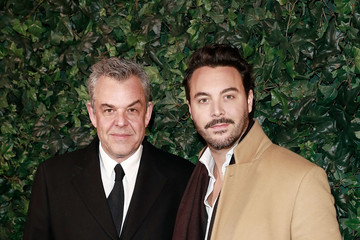 Jack Huston Charles Finch & Chanel Pre BAFTA Party - Arrivals