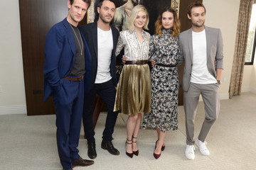 Jack Huston Bella Heathcote Screen Gems' 'Pride and Prejudice and Zombies' - Photo Call