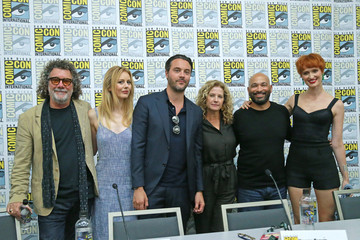 Jack Huston Official 'Mr. Mercedes' Panel At 2018 San Diego Comic-Con