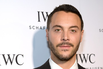 Jack Huston IWC Schaffhausen Rodeo Drive Boutique Opening