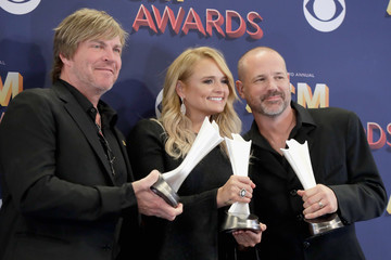 Jack Ingram 53rd Academy Of Country Music Awards  - Press Room