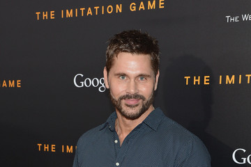 Jack Mackenroth Premiere Of The Imitation Game, Hosted By Weinstein Company