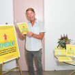 Jack Mcbrayer June Diane Raphael Celebrates New Book 'Represent The Woman's Guide To Running For Office And Changing The World'