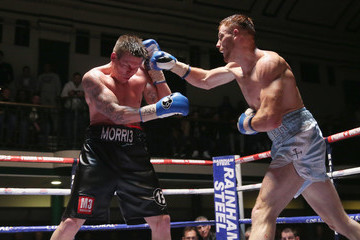 Jack Morris Boxing at York Hall