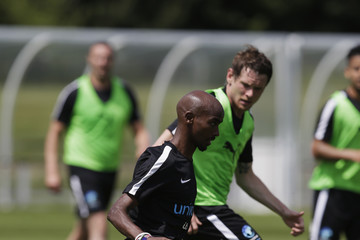 Jack O'Connell Soccer Aid For UNICEF Media Access