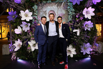 Jack Phillips Vogue American Express Fashion's Night Out 2017 - Sydney