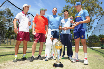 Jack Prestwidge ICC Cricket World Cup Net Bowler Program Launch