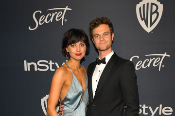 Jack Quaid The 2020 InStyle And Warner Bros. 77th Annual Golden Globe Awards Post-Party - Red Carpet