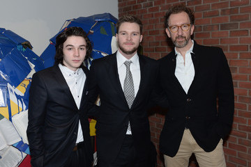 Jack Reynor The Weinstein Company Hosts the Premiere of 'Sing Street' - After Party