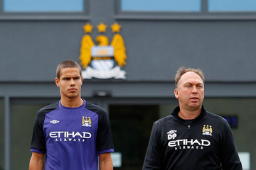 Jack Rodwell Manchester City Press Conference