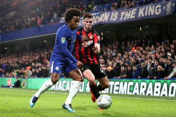 Jack Simpson Chelsea v AFC Bournemouth - Carabao Cup Quarter-Final