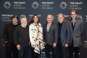 Jack Sussman Ken Ehrlich 60th Annual GRAMMY Awards - GRAMMY Museum Program Panel Discussion at The Paley Center for Media