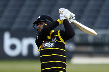 Jack Taylor Gloucestershire v Glamorgan - Royal London One-Day Cup