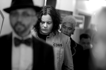 Jack White 2018 iHeartRadio Music Festival -  Night 1 – Backstage