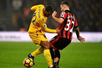 Jack Wilshere AFC Bournemouth v Crystal Palace - Premier League