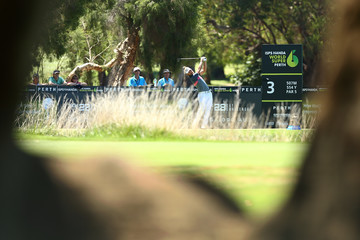 Jack Wilson ISPS HANDA World Super 6 Perth - Round One
