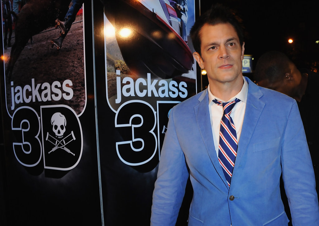 Johnny Knoxville - Wikipedia, la enciclopedia libre