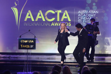 Jacki Weaver 2015 G'DAY USA Gala Featuring The AACTA International Awards Presented By QANTAS