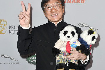 Jackie Chan 2019 British Academy Britannia Awards presented by American Airlines and Jaguar Land Rover - Social Crops