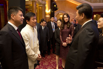 Jackie Chan State Visit of The President of the People's Republic of China - Day 3