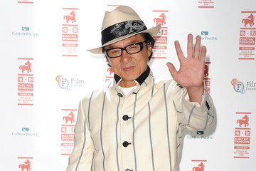 Jackie Chan Jackie Chan Introduces 'Chinese Zodiac'