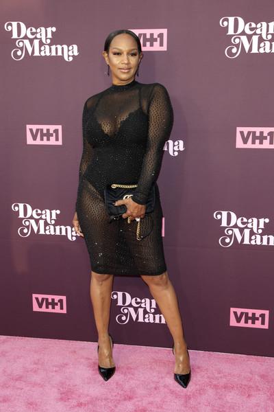 VH1's 3rd Annual 'Dear Mama: A Love Letter To Moms' - Arrivals