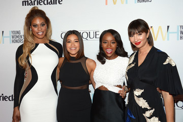 Jackie Cruz 1st Annual Marie Claire Young Women's Honors - Arrivals